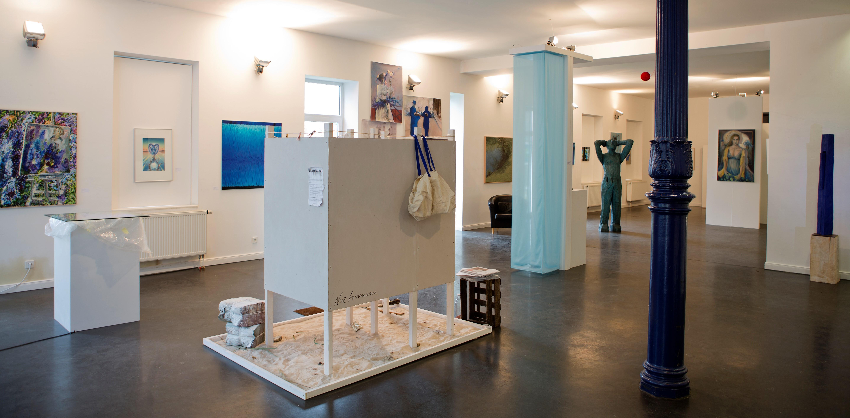 """""""Blau"""" – Die Ausstellung"""
