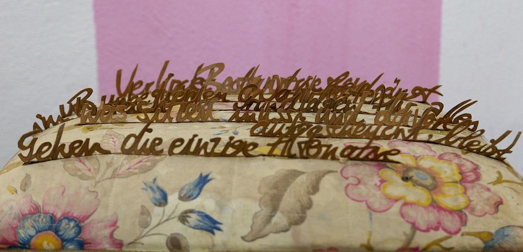 """""""Eine kleine Biennale"""",…"""